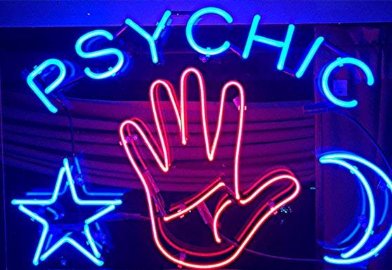 Psychic screenshot